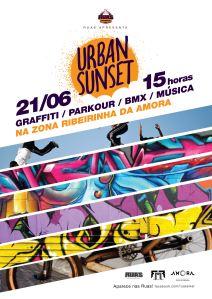 AF - Urban Sunset Flyer - A4